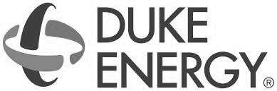 Duke Energy Logo in Black and White