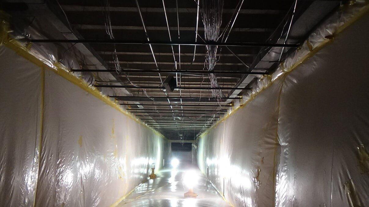 Seton High School Asbestos Remediation in Cincinnati, Ohio