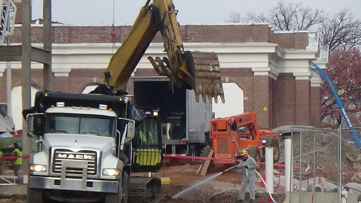 University of Kentucky (UK) Student Center Asbestos Remediation in Lexington, Kentucky